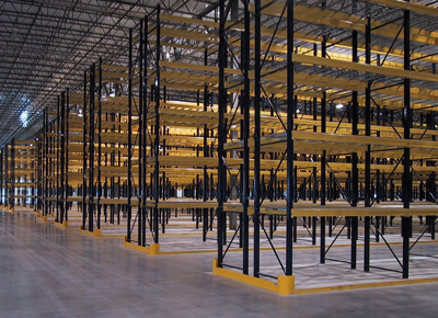 Highland Springs, VA Used Pallet Racking