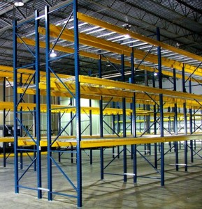 Highland Springs, VA Pallet Rack Beams